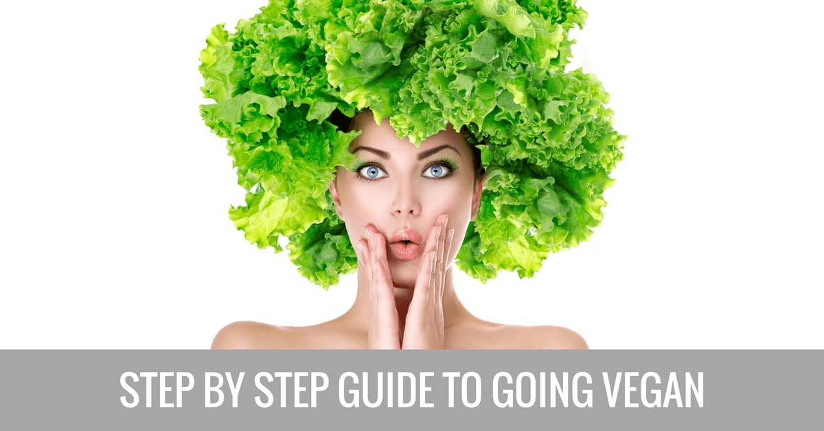 going vegan a step by step guide