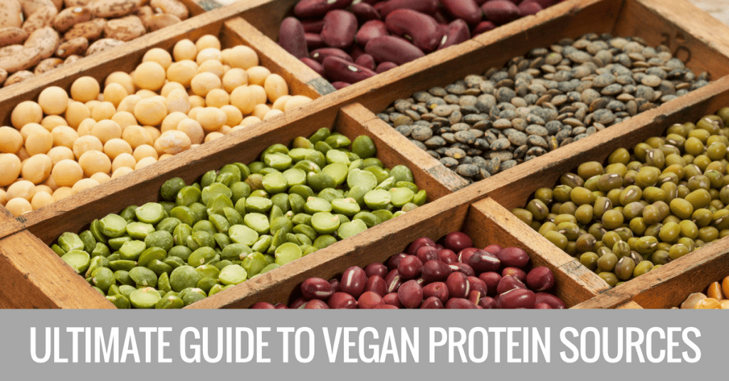 ultimate guide to vegan protein