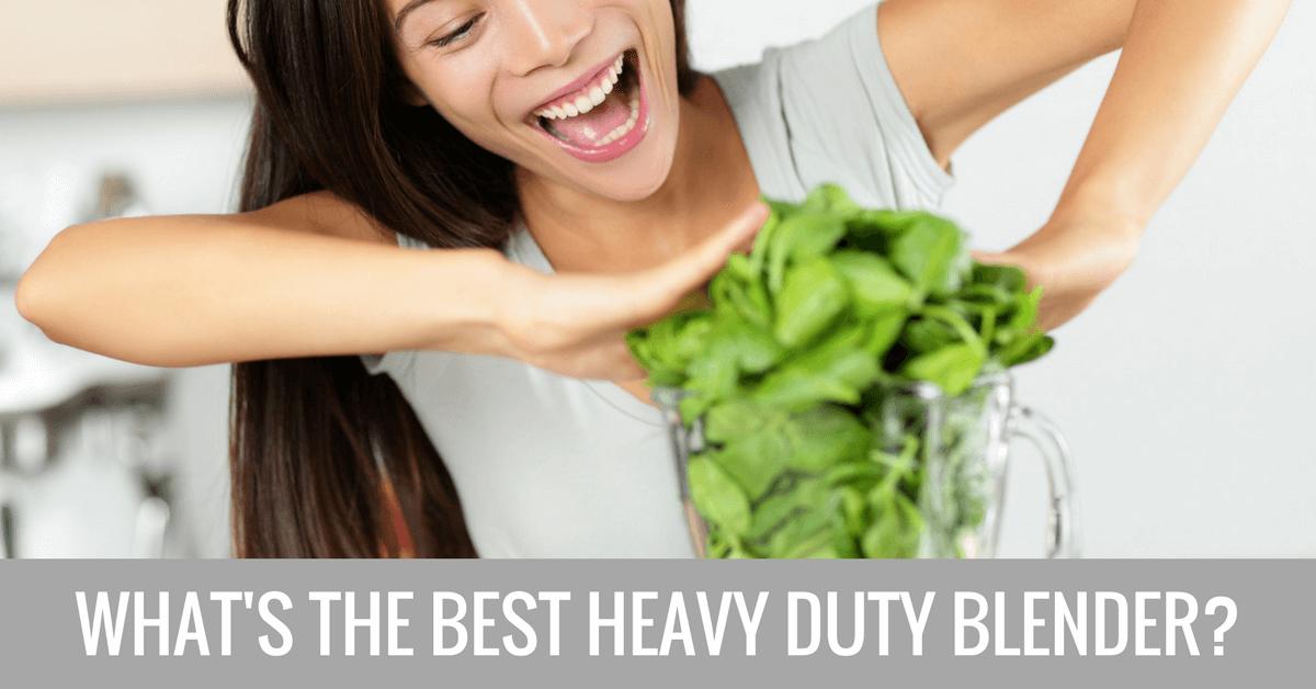 best heavyduty blender