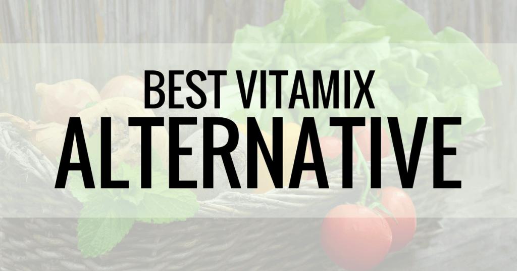 best vitamix alternative