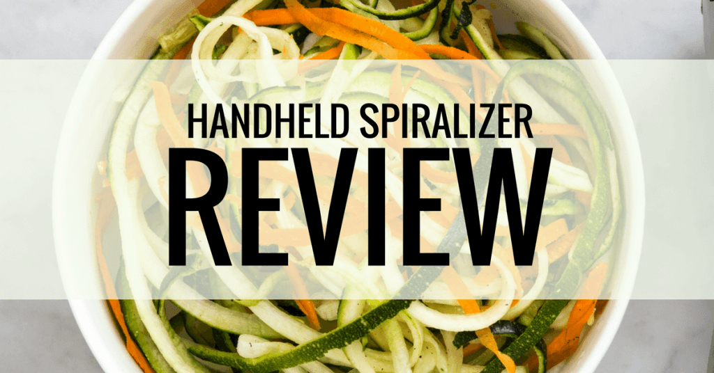 handheld spiralizer review