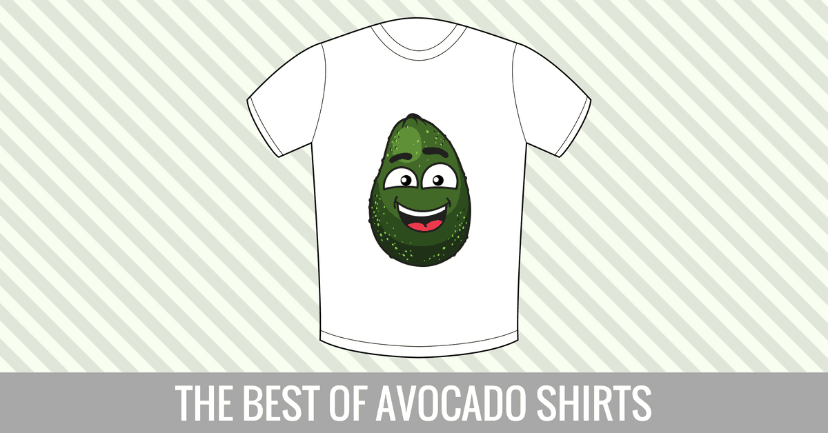 the best of avocado shirts