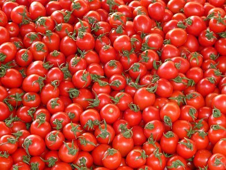 tomatoes vegetable choppers