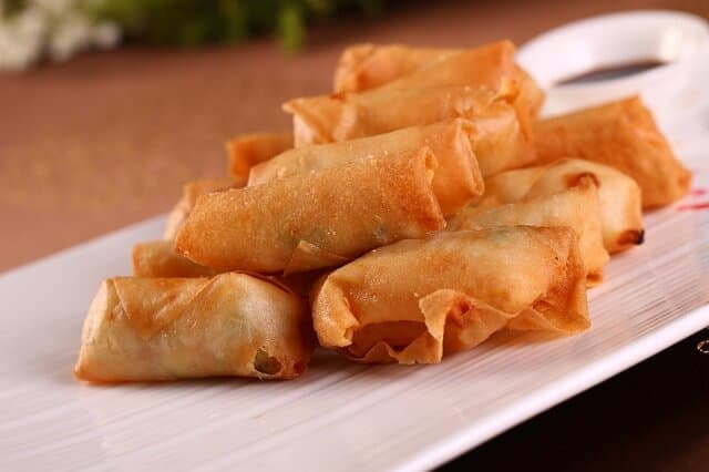 crispy egg rolls best air fryer