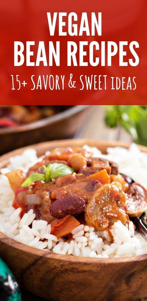 Healthy Vegan Bean Recipes | How to Cook Beans | Bean Soup Recipes | Bean Burger Recipes | #recipes #veganfood #veganrecipes