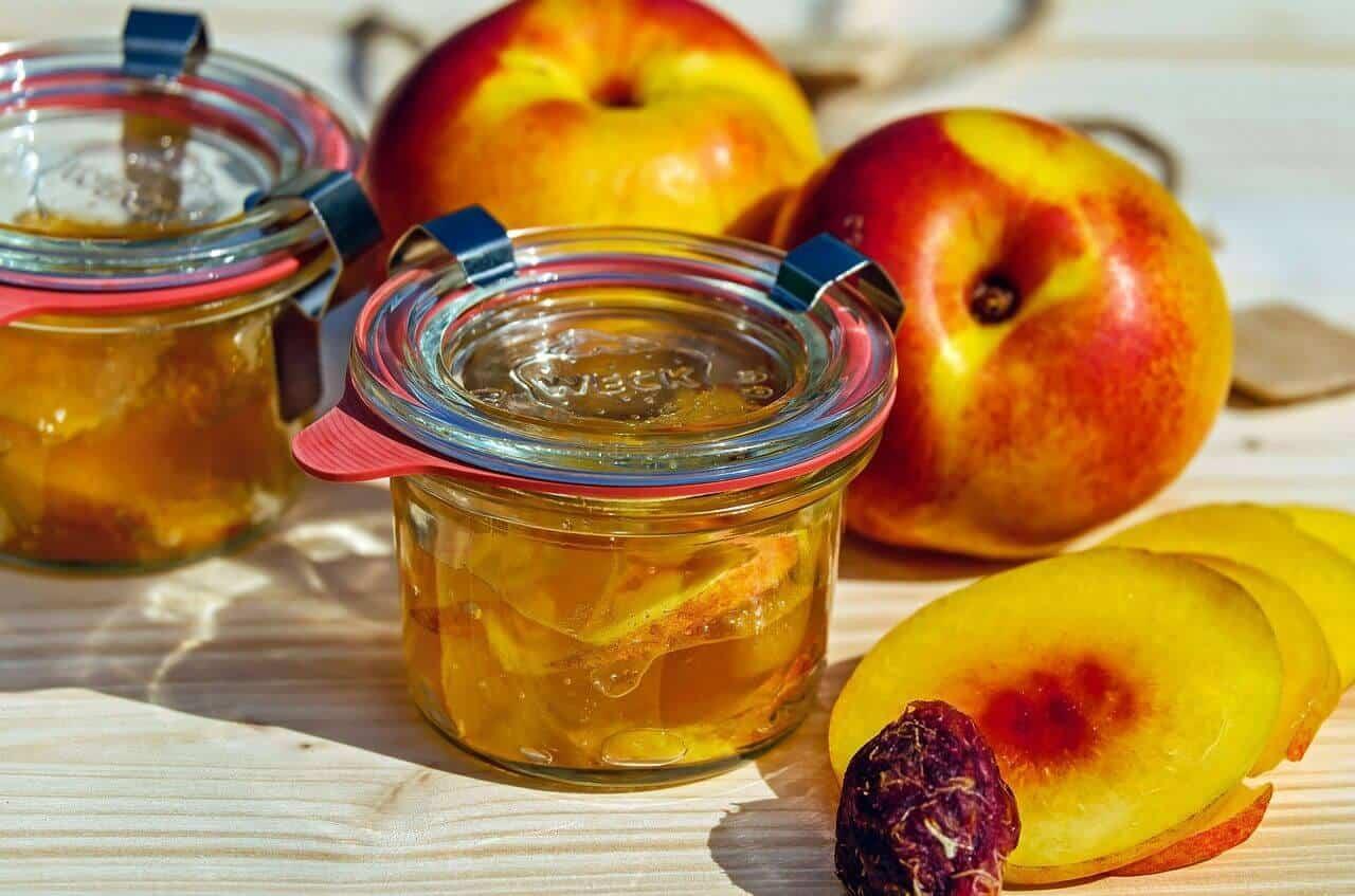 necatrine marmalade or jam