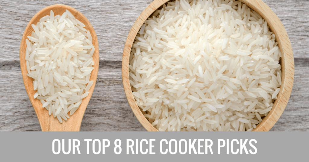 our top 8 rice cooker picks
