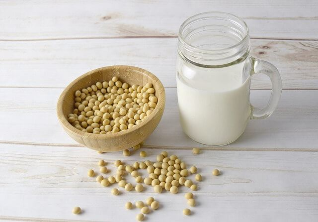 easy to make soy milk
