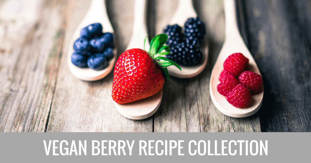 vegan berry recipes2