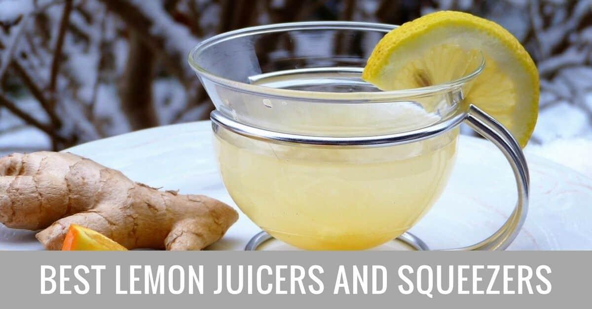 best lemon juicers and squeezers