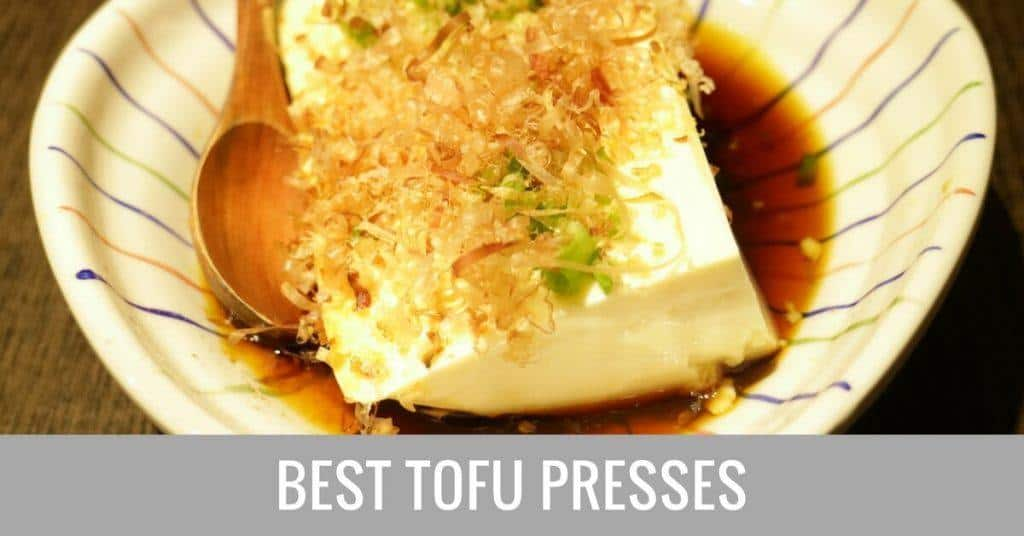 best tofu presses