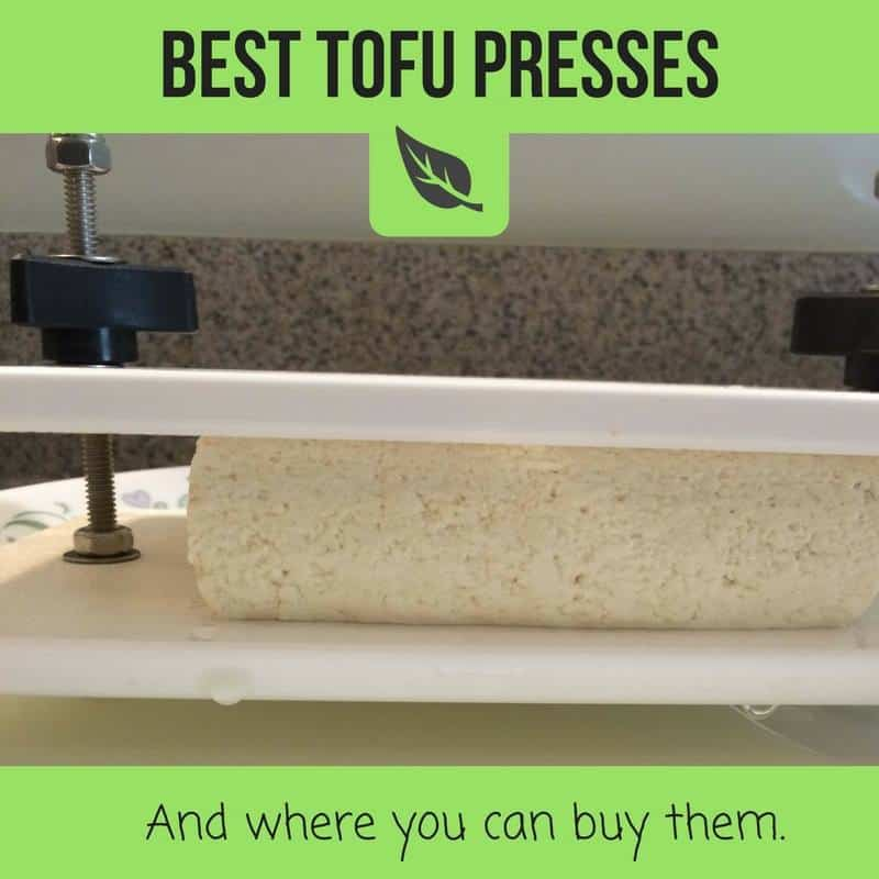 best tofu presses with demonstration