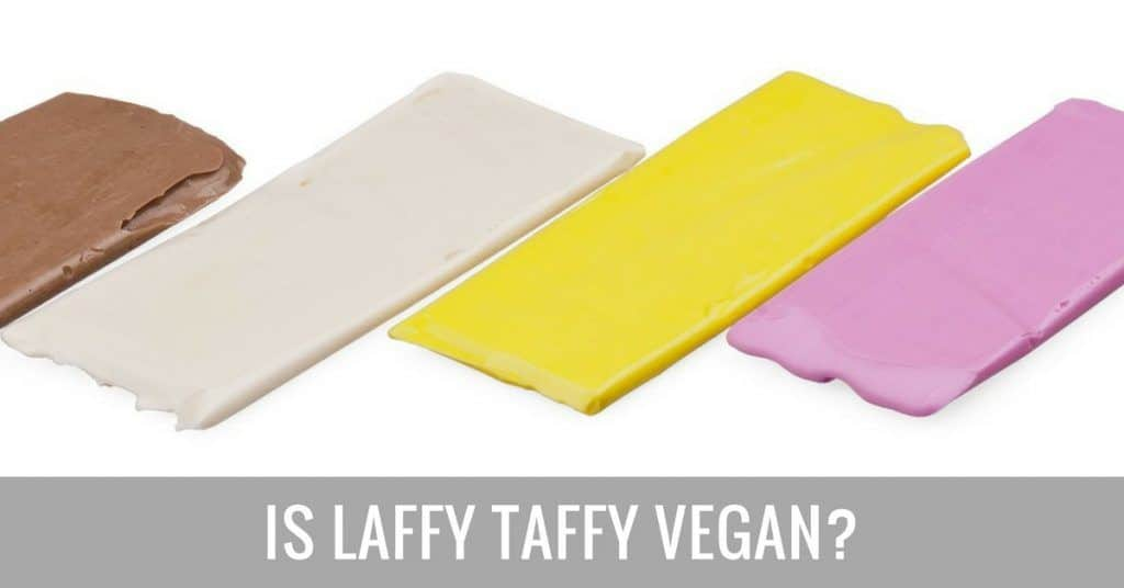 is laffy taffy vegan