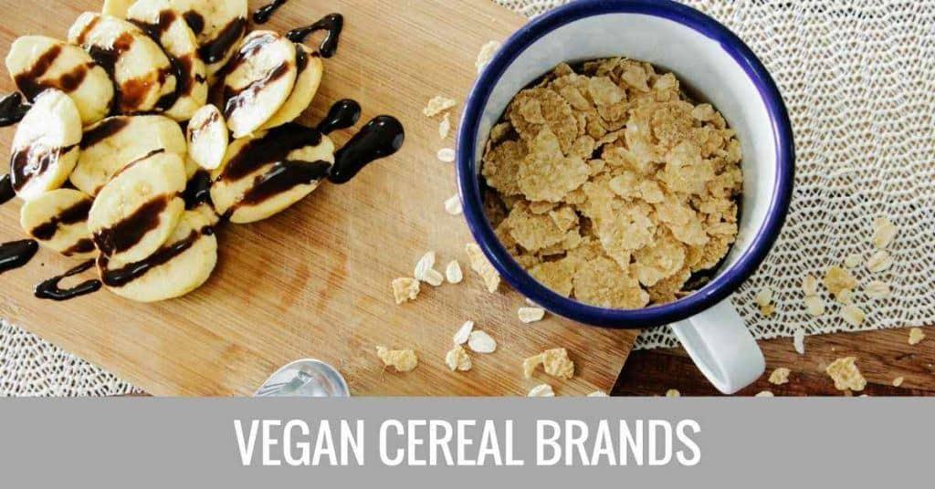 vegan cereal brands