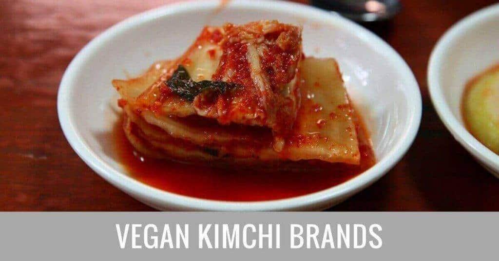 vegan kimchi brands
