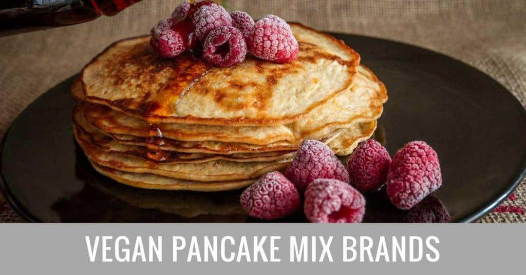 vegan pancake mix brands