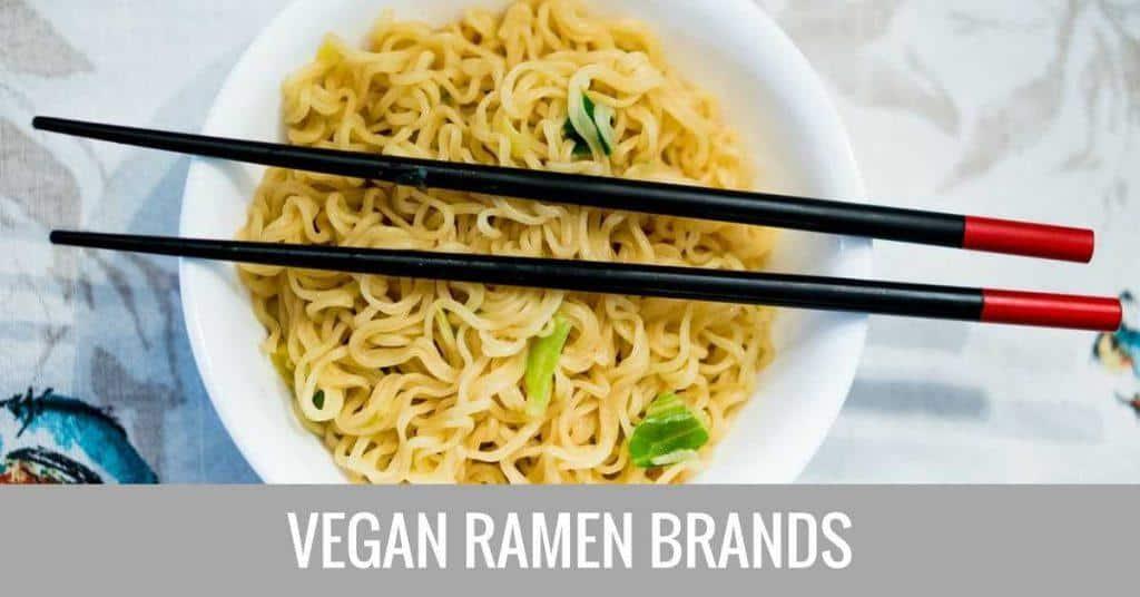 vegan ramen brands