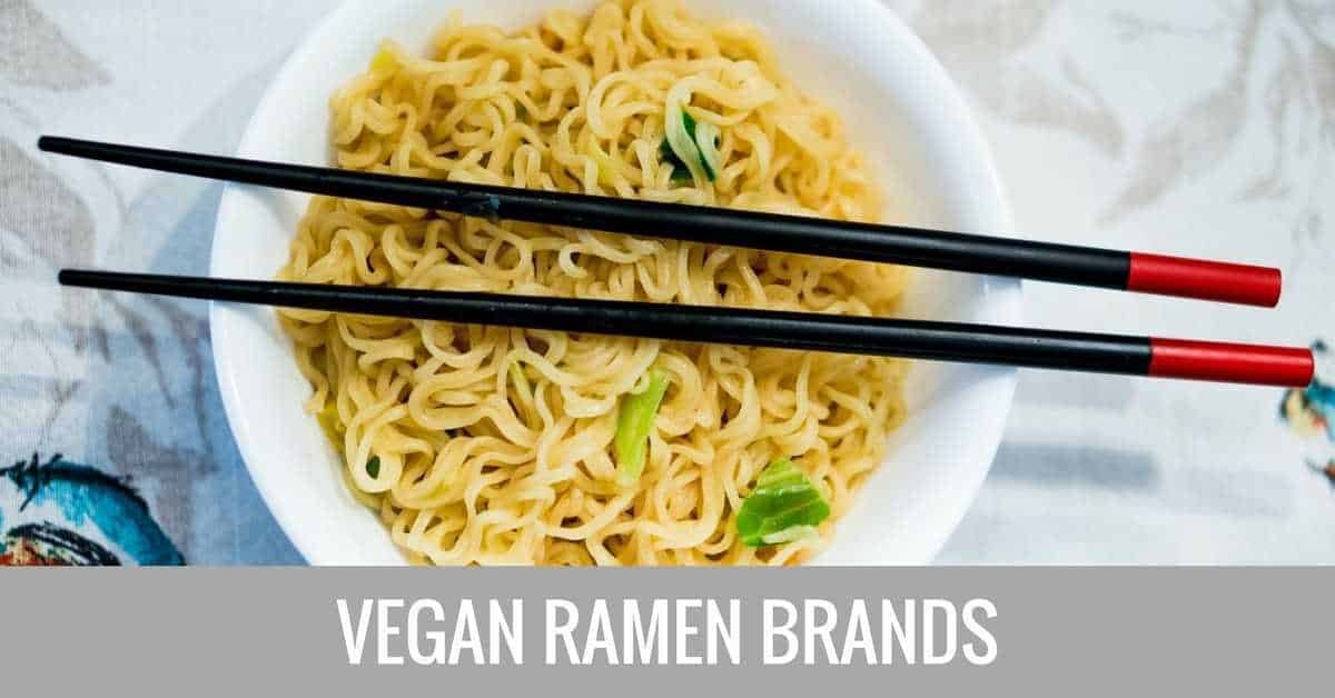 vegan ramen brands