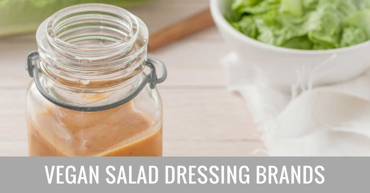 vegan salad dressing brands
