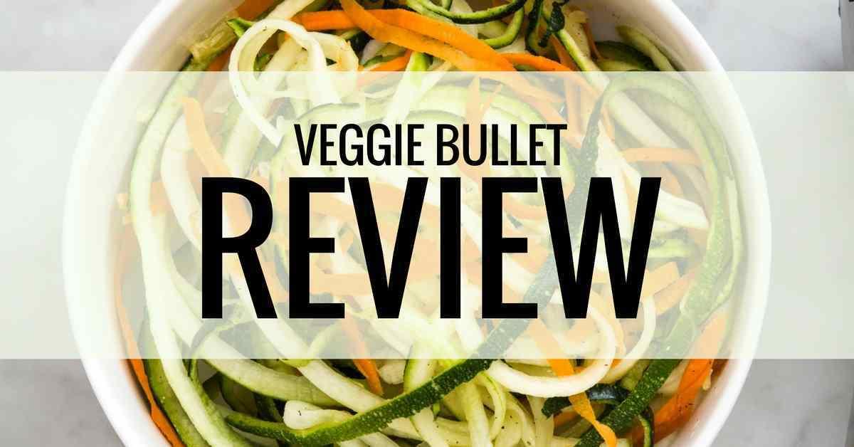 veggie bullet review