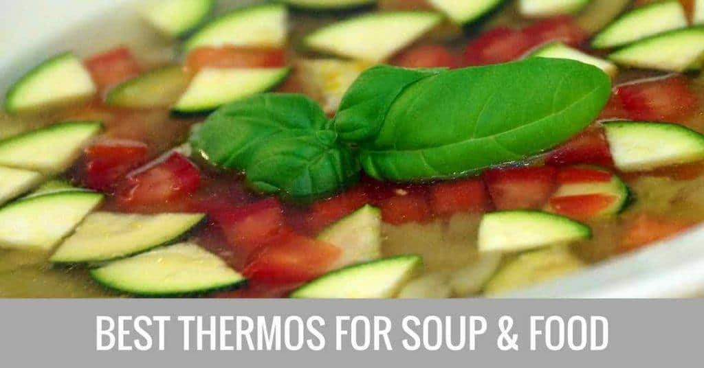 best thermos for soup and hot food