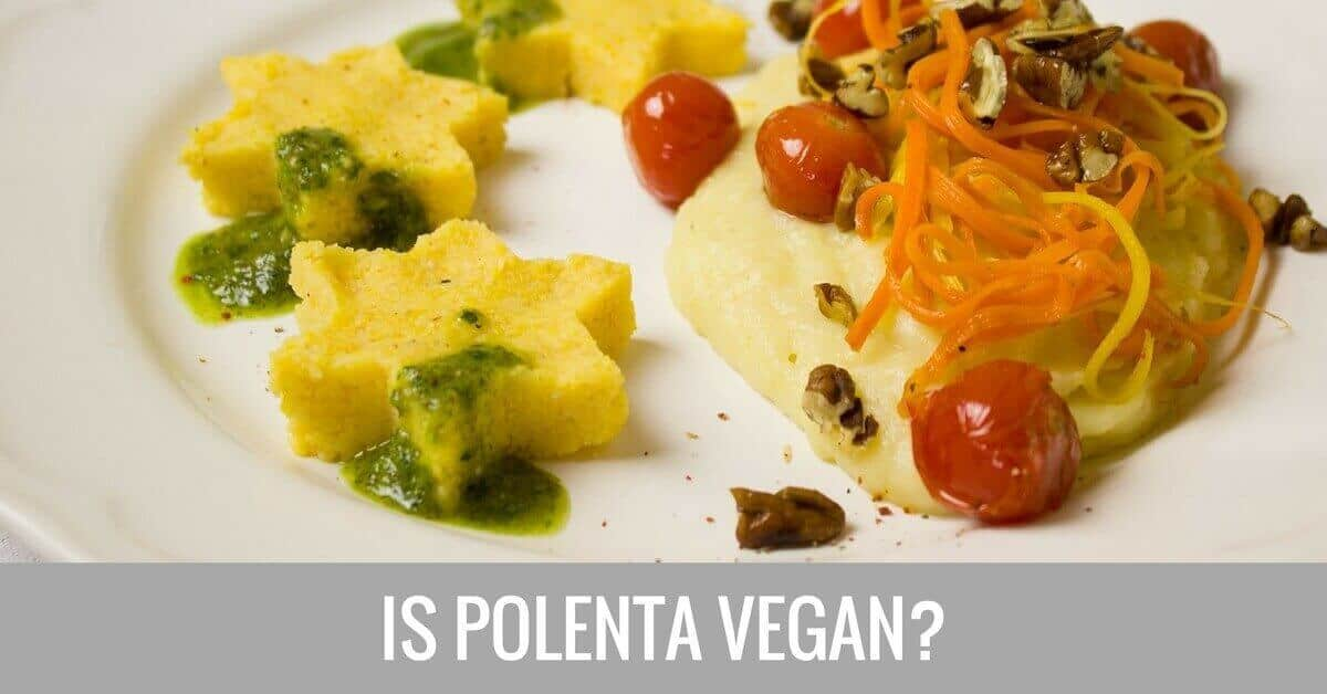 is polenta vegan