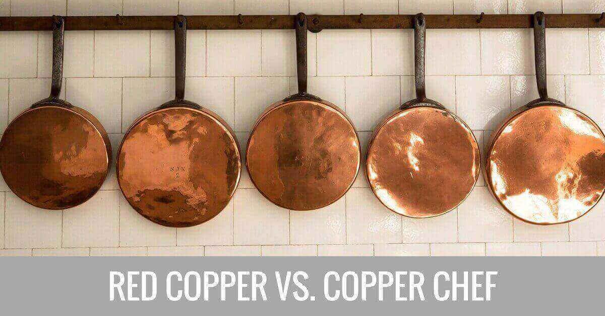 copper chef vs red copper