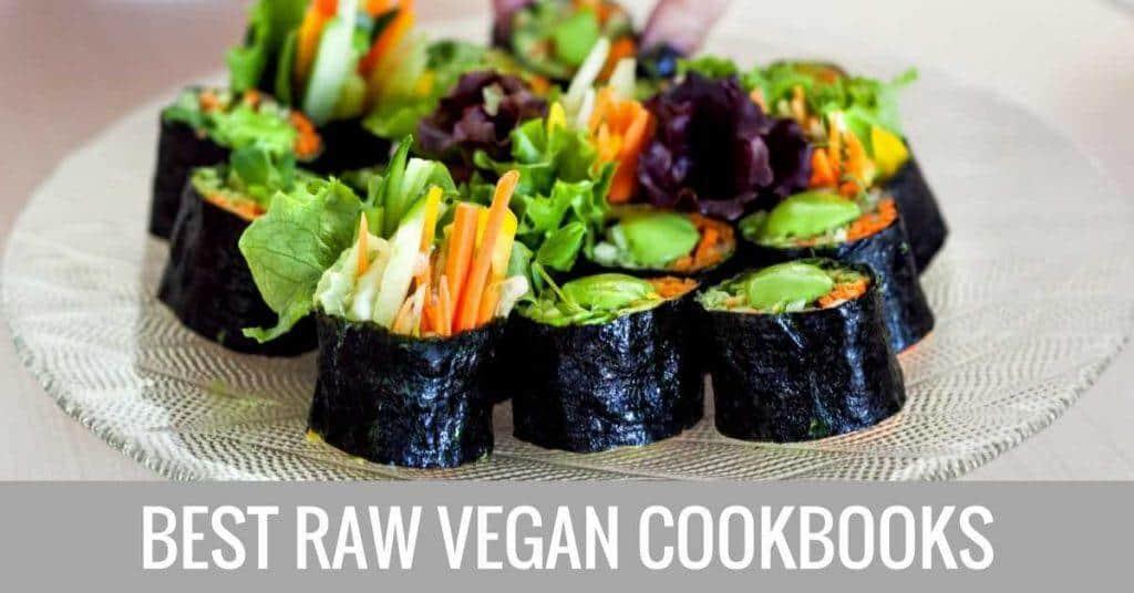 best raw vegan cookbooks