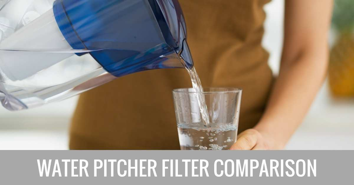water filter pitcher comparison