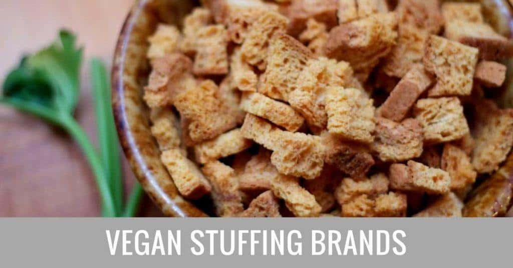 vegan stuffing brands