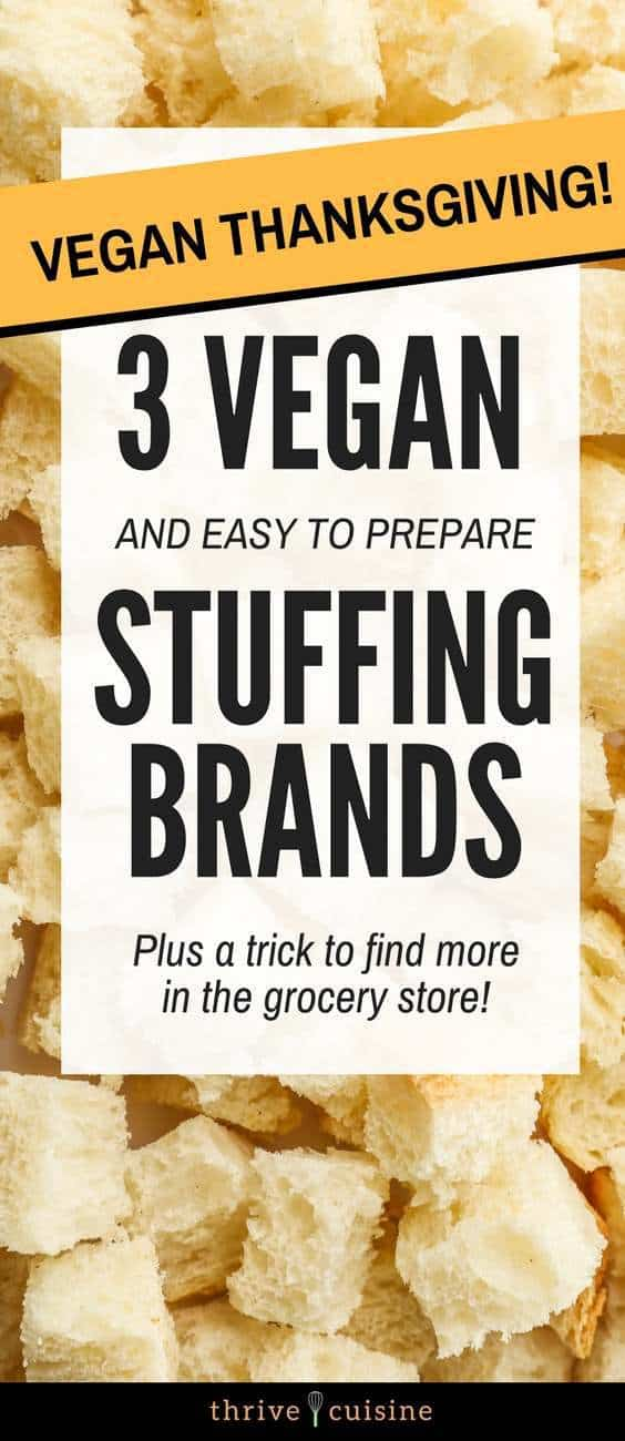 vegan stuffing | vegan brands | vegan products | vegan thanksgiving recipes #vegan #veganthanksgiving #thanksgiving