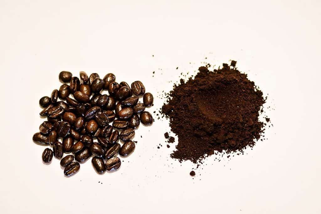 coffee beans to grinds in the nutribullet