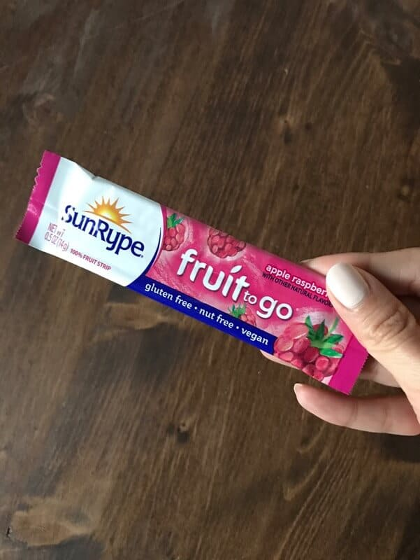 sunrype fruit to go bar