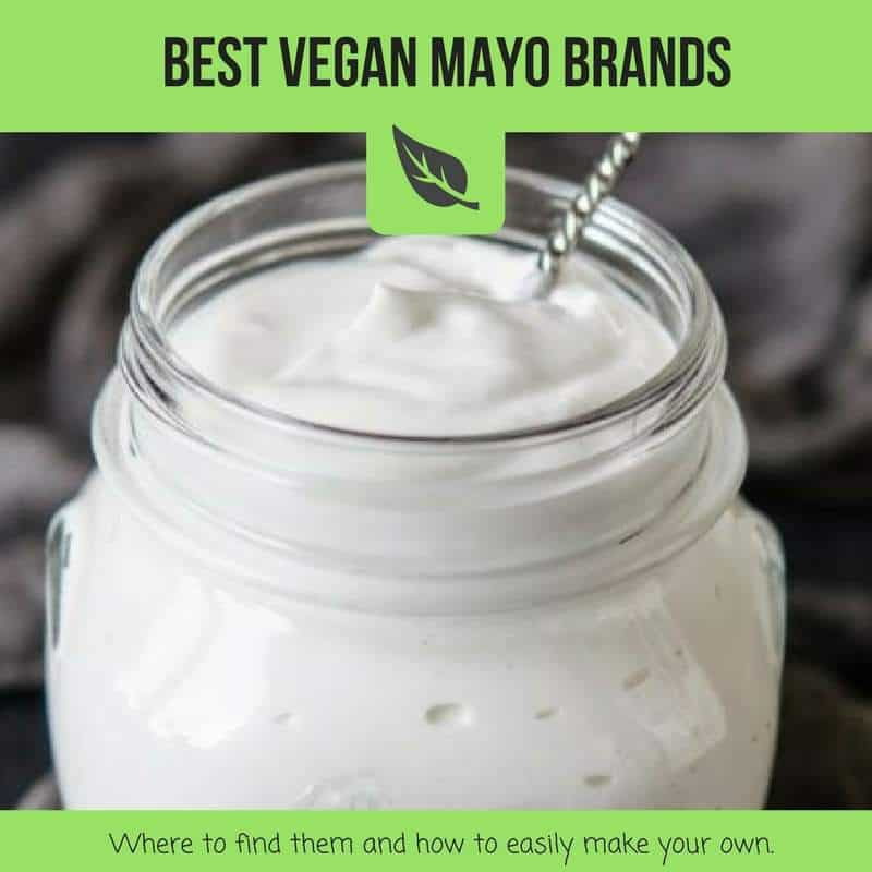 best vegan mayonnaise brands