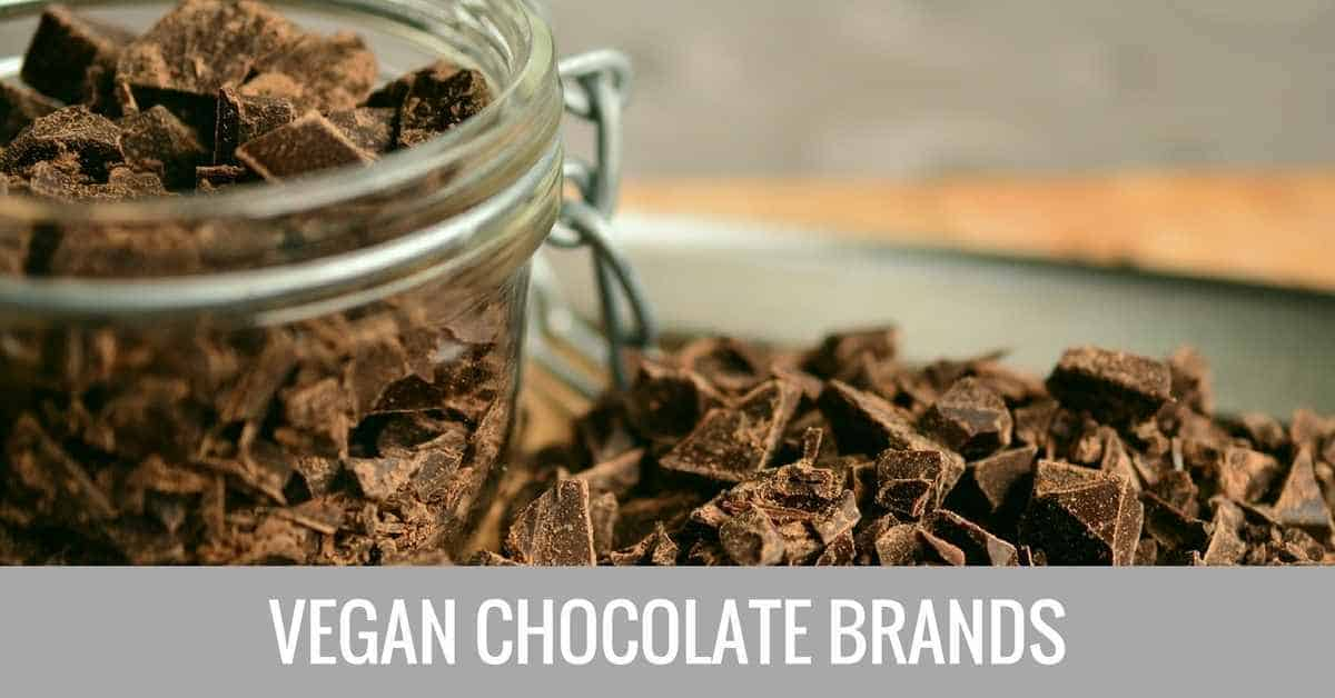 vegan dark chocolate brands