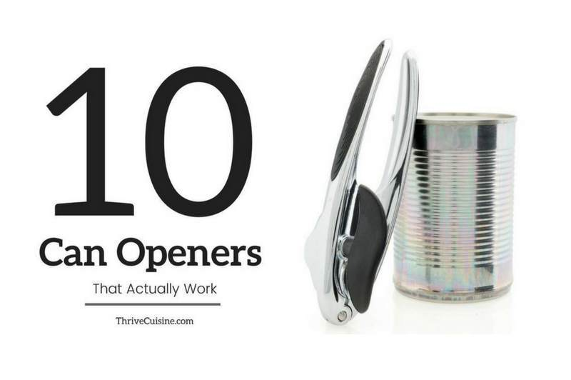 best can openers 2018 wide