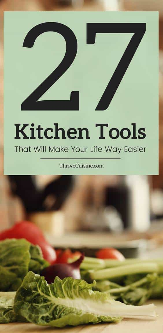 kitchen tools and equipment image