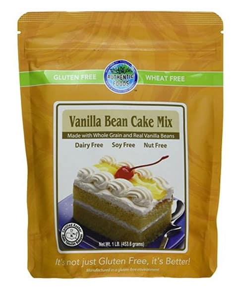 Authentic Foods Gluten Free Vanilla Bean