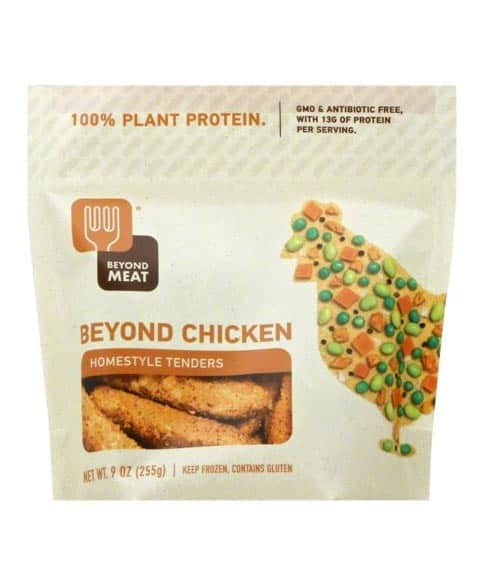 Beyond Meat Chicken Homestyle Tender