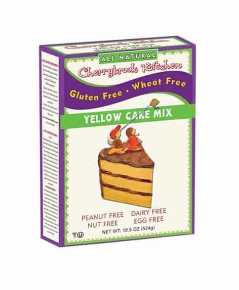 Cherrybrook Kitchen Gluten & Wheat Free Yellow Cake Mix