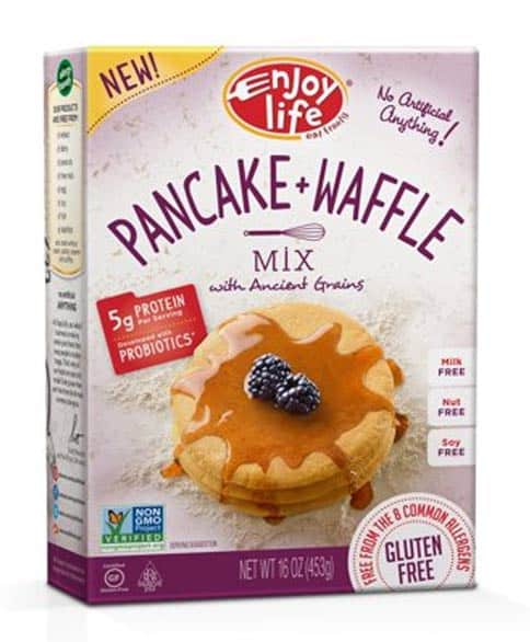 Enjoy Life Foods Pancake + Waffle Mix