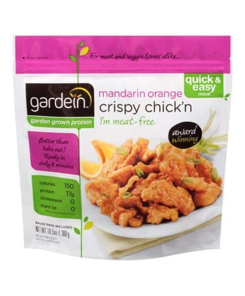 Gardein Mandarin Orange Crispy Chick