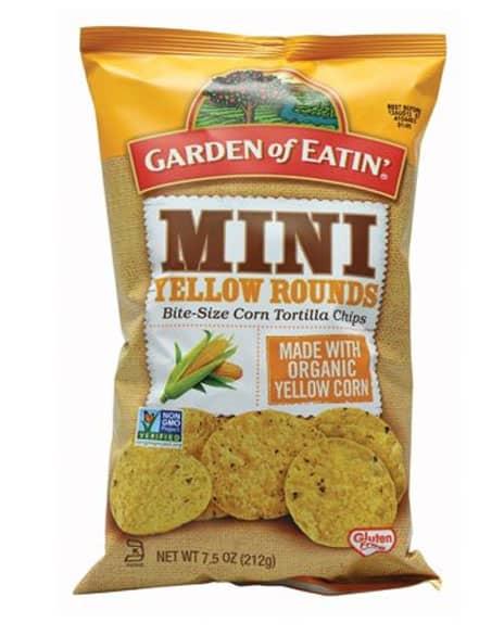 Garden of Eatin' Mini Corn Yellow Rounds