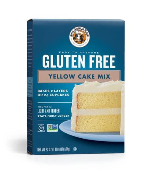 King Arthur Flour Yellow Cake Mix