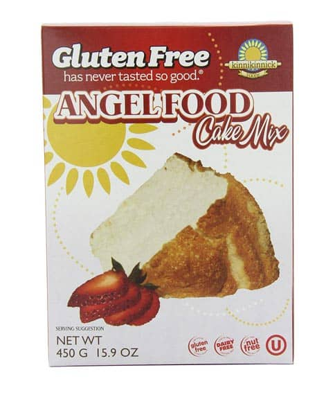 Kinnikinnick Foods Cake Mix