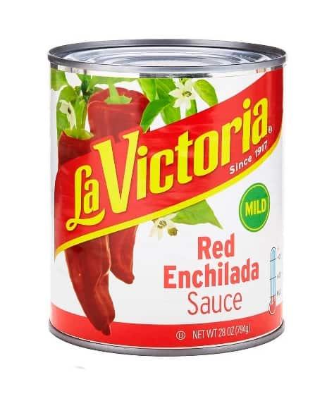 La Victoria Mild Red Enchilada Sauce