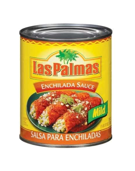 Las Palmas Mild Red Enchilada Sauce