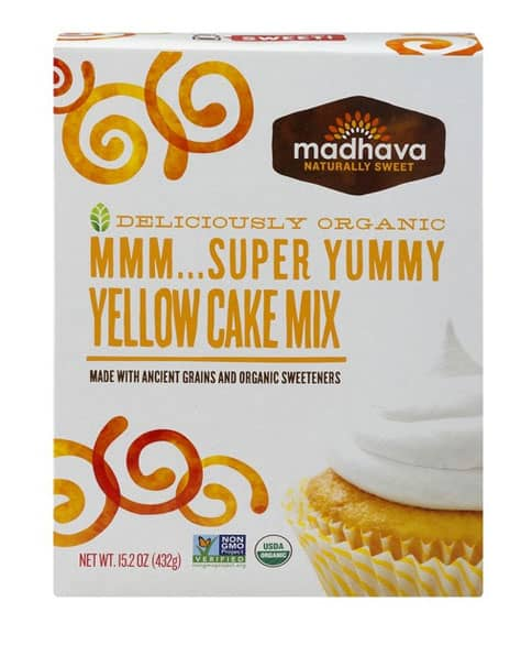 Madhava Organic MMM...Super Yummy Cake Mix