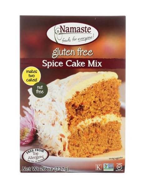 Namaste Foods Spice Carrot Cake