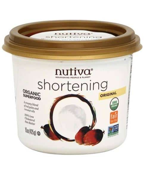 Nutiva Organic Red Palm Shortening